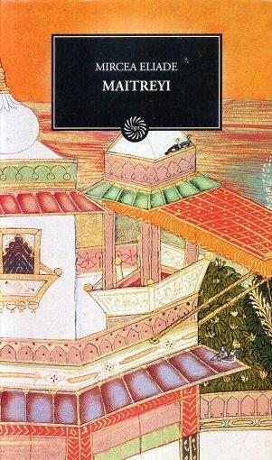 Coperta cartii Maitreyi de Mircea Eliade